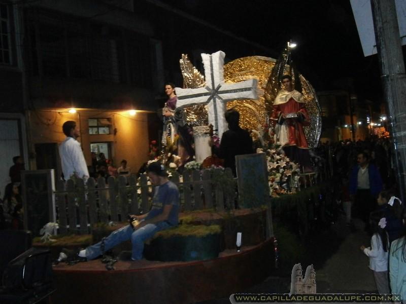 clic para ver todas las fotos de la peregrinación